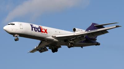 N276FE - Boeing 727-233(Adv)(F) - FedEx