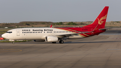 B-207A - Boeing 737-8LY - Kunming Airlines