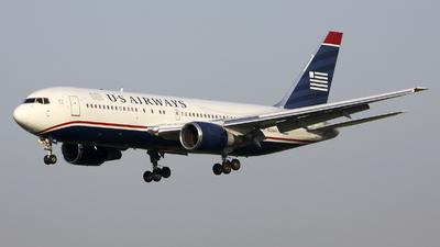 N256AY - Boeing 767-2B7(ER) - US Airways