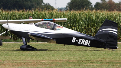 D-ERBL - Vans RV-7 - Private