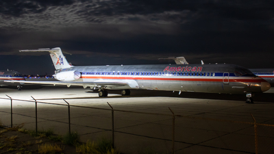 A picture of N965TW - McDonnell Douglas MD83 - [53615] - © Dayon Wong