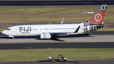 A picture of DQFJG - Boeing 7378X2 - [29968] - © JeremyRikako