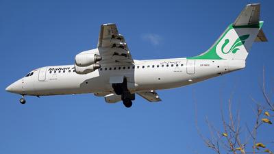 EP-MOC - British Aerospace BAe 146-300 - Mahan Air