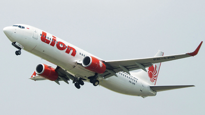 PK-LPR - Boeing 737-8GP - Lion Air
