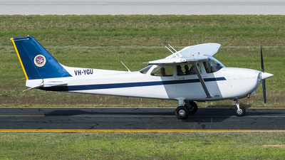 VH-YGU - Cessna 172R Skyhawk II - Singapore Flying College