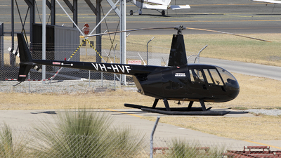 VH-HVF - Robinson R44 Clipper II - Private