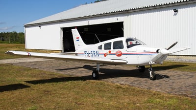 PH-SRN - Piper PA-28-151 Cherokee Warrior - Private