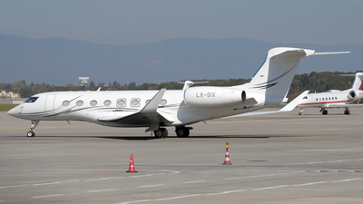LX-SIX - Gulfstream G650 - Luxaviation