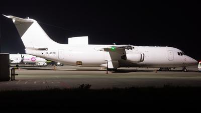 A picture of GJOTD - BAe 146300QT - Jota Aviation - © Fryderyk Kastelnik/ Fred Aviation