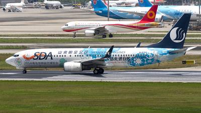 B-5787 - Boeing 737-85N - Shandong Airlines