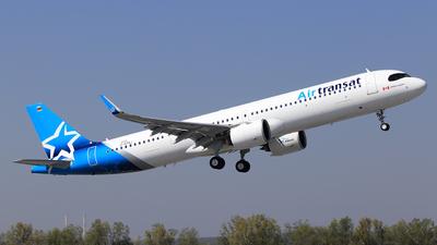D-AZAJ - Airbus A321-271NX - Air Transat