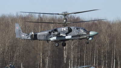 RF-90676 - Kamov Ka-52 Alligator - Russia - Air Force