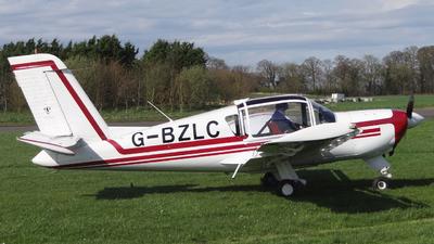 A picture of GBZLC - PZL110 Koliber 160A - [04980084] - © Adam Loader