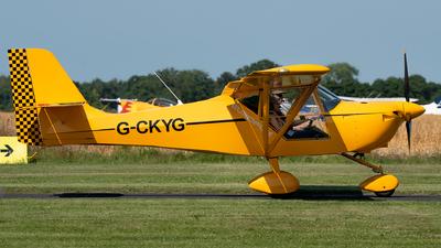 G-CKYG - Aeropro Eurofox 3K - Private