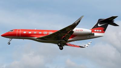 N1972N - Gulfstream G650ER - Private