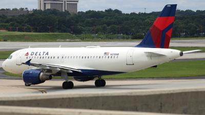 N318NB - Airbus A319-114 - Delta Air Lines
