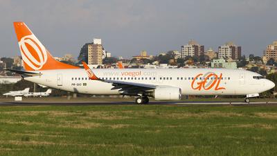 PR-GIO - Boeing 737-85F - GOL Linhas Aéreas