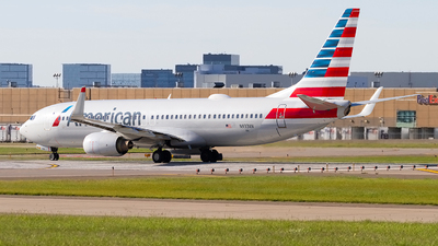 A picture of N933AN - Boeing 737823 - American Airlines - © Jeremy D. Dando