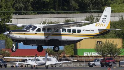 A picture of N72KA - Cessna 208B Grand Caravan - Kenmore Air - © Brad Ice