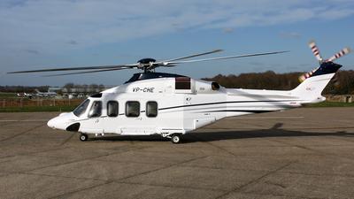 VP-CHE - Agusta-Westland AW-139 - Private