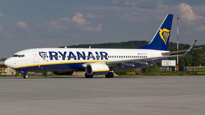 EI-FTN - Boeing 737-8AS - Ryanair