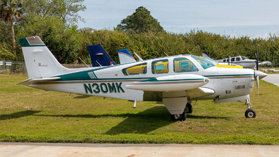 N30MK - Beechcraft F33A Bonanza - Private