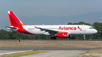 N497TA - Airbus A320-233 - Avianca