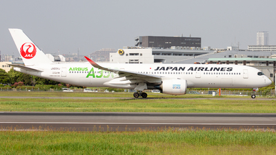 A picture of JA03XJ - Airbus A350941 - Japan Airlines - © Tokubee