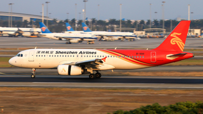 B-1841 - Airbus A320-232 - Shenzhen Airlines
