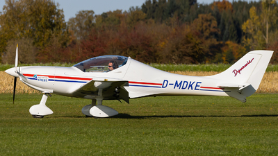 D-MDKE - AeroSpool Dynamic WT9 - Private