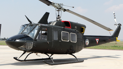 1423 - Bell 212 - Mexico - Air Force