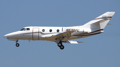 N530TC - Dassault Falcon 10 - Private