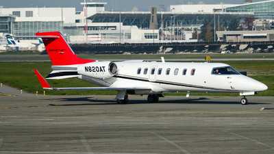 A picture of N820AT - Learjet 45 - [45270] - © Chung Kwok