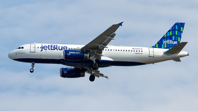 A picture of N599JB - Airbus A320232 - JetBlue Airways - © Oliver Richter
