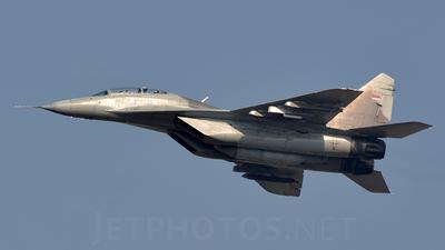 18301 - Mikoyan-Gurevich MiG-29UB Fulcrum - Serbia - Air Force