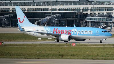 D-AHFC - Boeing 737-8K5 - Hapagfly