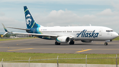 A picture of N531AS - Boeing 737890 - Alaska Airlines - © Alfredo La Red