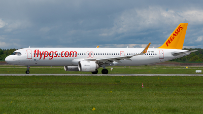 A picture of TCRBA - Airbus A321251NX - Pegasus Airlines - © marfi80
