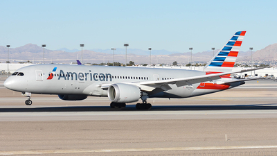 A picture of N804AN - Boeing 7878 Dreamliner - American Airlines - © Taxi_Way_