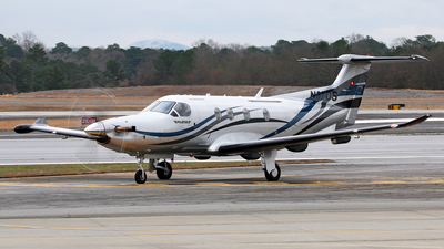 N37DS - Pilatus PC-12/47E - Private