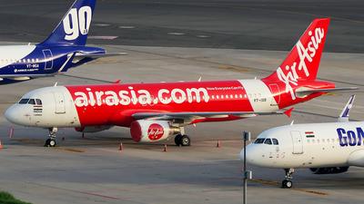A picture of VTIXR - Airbus A320214 - AirAsia - © Sandeep Pilania