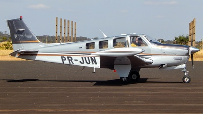 PR-JUN - Beechcraft G36 Bonanza - Private