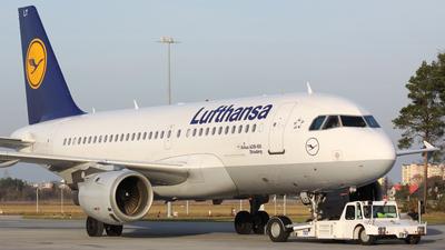 D-AILT - Airbus A319-114 - Lufthansa