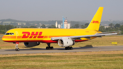G-DHKD - Boeing 757-23N(PCF) - DHL Air