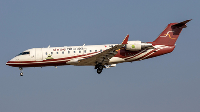 9N-AMA - Bombardier CRJ-200ER - Shree Airlines