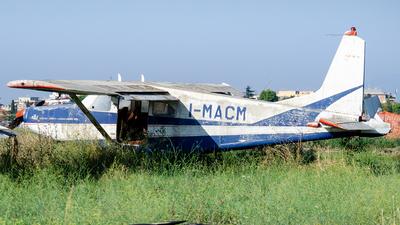 I-MACM - Aermacchi AL-60 Trojan - Private