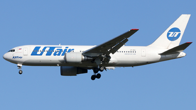 VP-BAL - Boeing 767-224(ER) - UTair Aviation