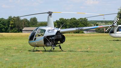 I-D587 - Yo-Yo Helicopter 222A - Private