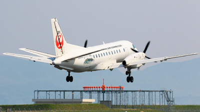 JA8642 - Saab 340B - Japan Air Commuter (JAC)