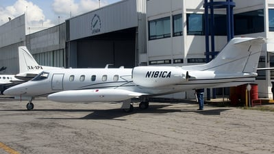 N181CA - Bombardier Learjet 35A - Private